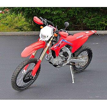 2021 Honda CRF450R for sale 201176444