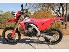 2021 Honda CRF450RL for sale 201009442