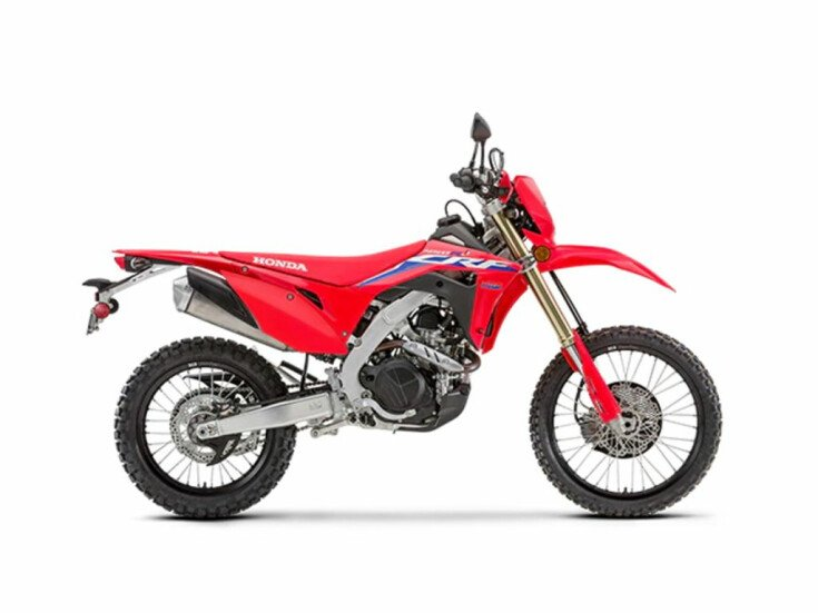 2021 Honda CRF450RL for sale 201050787