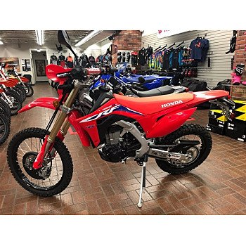 2021 Honda CRF450RL for sale 201064837
