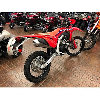 2021 Honda CRF450RL for sale 201064842
