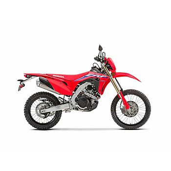 2021 Honda CRF450RL for sale 201071568
