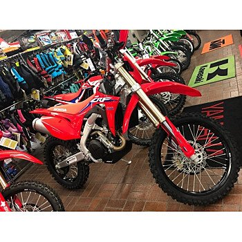 2021 Honda CRF450X for sale 201064844