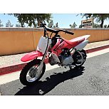 2021 Honda CRF50F for sale 200930965