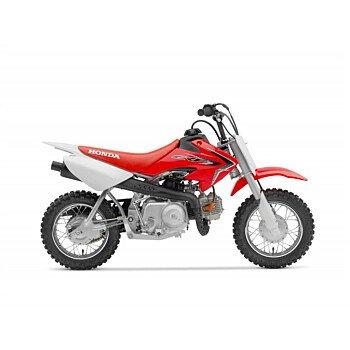 2021 Honda CRF50F for sale 200934223