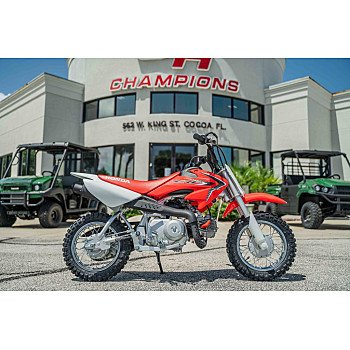 2021 Honda CRF50F for sale 200960553