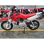 2021 Honda CRF50F for sale 200977058