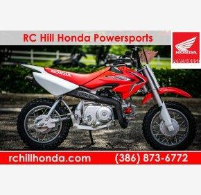 2021 Honda CRF50F for sale 200977125