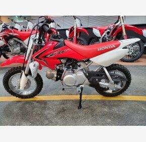 2021 Honda CRF50F for sale 201008487