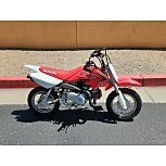 2021 Honda CRF50F for sale 201058891