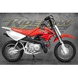 2021 Honda CRF50F for sale 201060637