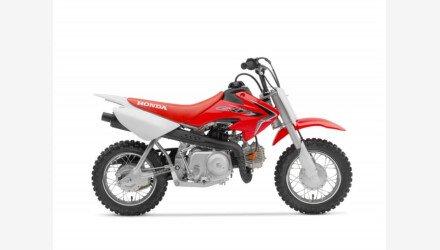 2021 Honda CRF50F for sale 201067635