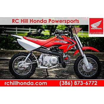2021 Honda CRF50F for sale 201075319