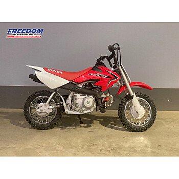 2021 Honda CRF50F for sale 201077078