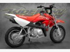 2021 Honda CRF50F for sale 201081495