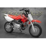 2021 Honda CRF50F for sale 201099567