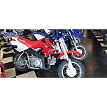2021 Honda CRF50F for sale 201126991
