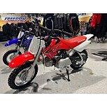 2021 Honda CRF50F for sale 201134537