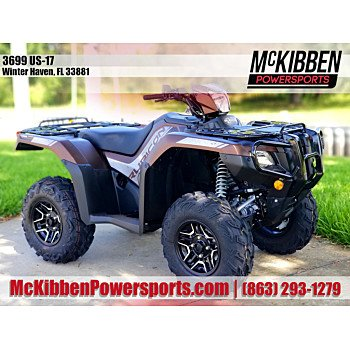 2021 Honda FourTrax Foreman Rubicon for sale 200935627