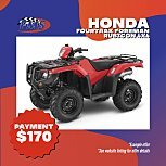 2021 Honda FourTrax Foreman Rubicon for sale 200946063