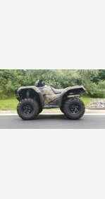 2021 Honda FourTrax Foreman Rubicon 4x4 EPS for sale 200951130