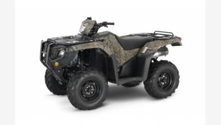 2021 Honda FourTrax Foreman Rubicon 4x4 EPS for sale 201013798