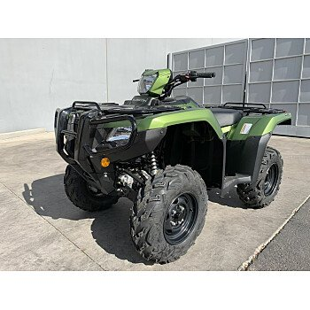 2021 Honda FourTrax Foreman Rubicon 4x4 EPS for sale 201014791
