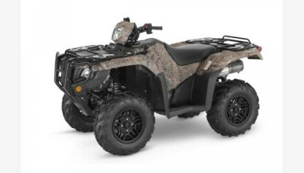 2021 Honda FourTrax Foreman Rubicon 4x4 Automatic DCT EPS Deluxe for sale 201041337