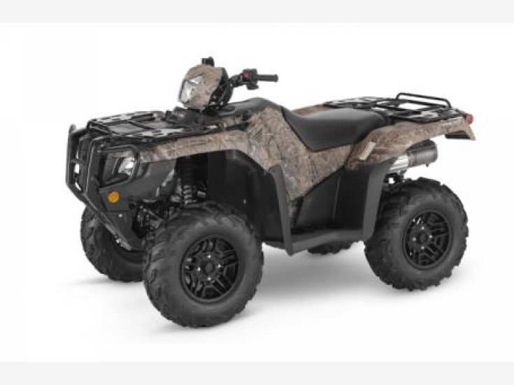 2021 Honda FourTrax Foreman Rubicon 4x4 Automatic DCT EPS Deluxe for sale 201060950