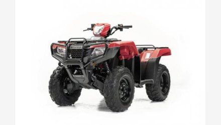 2021 Honda FourTrax Foreman for sale 200950370