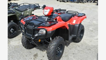 2021 Honda FourTrax Foreman for sale 200953105