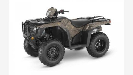 2021 Honda FourTrax Foreman 4x4 EPS for sale 201041078