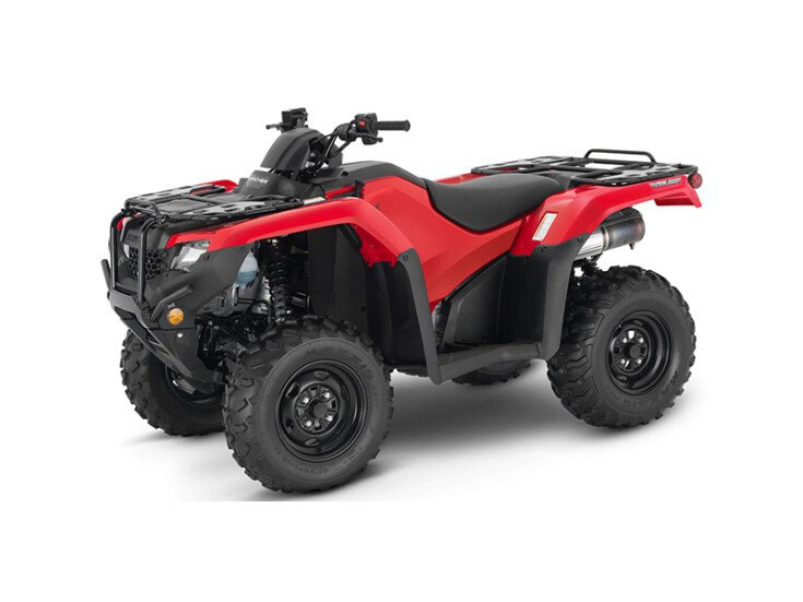 2021 Honda FourTrax Rancher 4X4 Automatic DCT IRS specifications