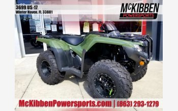 2021 Honda FourTrax Rancher for sale 200939729