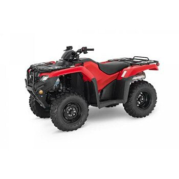 2021 Honda FourTrax Rancher 4X4 Automatic DCT EPS for sale 200980731