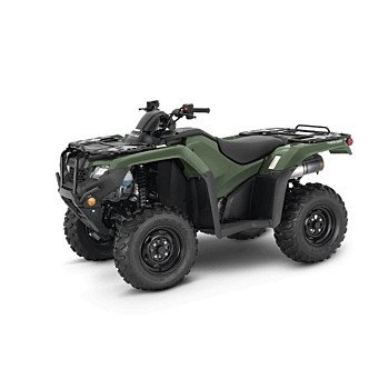 2021 Honda FourTrax Rancher 4X4 Automatic DCT IRS EPS for sale 201004035