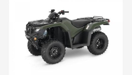 2021 Honda FourTrax Rancher 4X4 Automatic DCT IRS EPS for sale 201007470