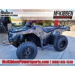 2021 Honda FourTrax Rancher for sale 201068972