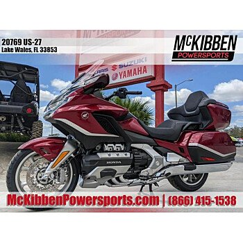 2021 Honda Gold Wing for sale 201055189