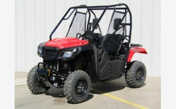 2021 Honda Pioneer 500 for sale 201059976