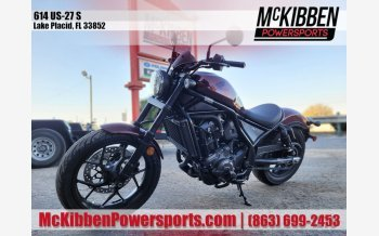 2021 Honda Rebel 1100 for sale 201046291