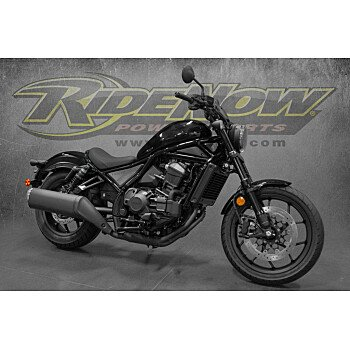 2021 Honda Rebel 1100 for sale 201047291