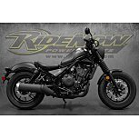2021 Honda Rebel 500 Special Edition ABS for sale 201067590