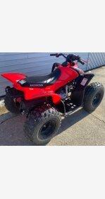 2021 Honda TRX90X for sale 201029765