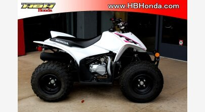 2021 Honda TRX90X for sale 201088475