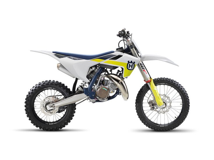 2021 Husqvarna TC85 17/14 specifications