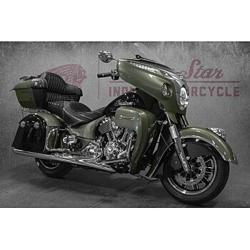 2021 Indian Roadmaster for sale 201185805