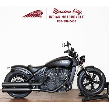 2021 Indian Scout Bobber Sixty for sale 200972916