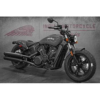 2021 Indian Scout Bobber Sixty for sale 201032807