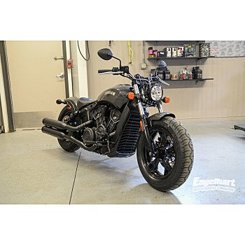 2021 Indian Scout Bobber Sixty for sale 201039212
